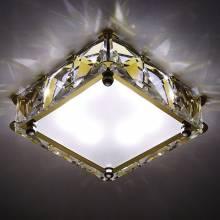 Точечный светильник S40 Ambrella Light S50 G/W 4W 4200K LED