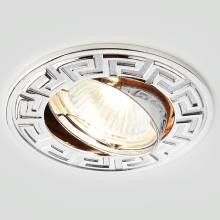Точечный светильник Классика IV Ambrella Light 120090 CH