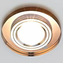 Точечный светильник Классика III Ambrella Light 8060 BR