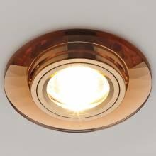 Точечный светильник Классика III Ambrella Light 8160 BR