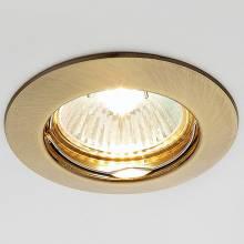Точечный светильник Классика IV Ambrella Light 863A SB
