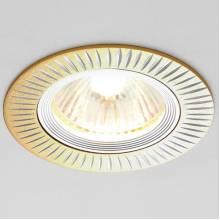 Точечный светильник Классика II Ambrella Light A507 GD/AL
