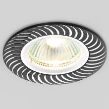 Точечный светильник Классика II Ambrella Light A720 BK/AL