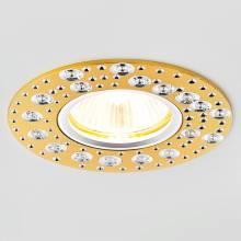 Точечный светильник Классика II Ambrella Light A801 AL/G