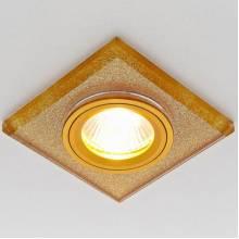 Точечный светильник Классика III Ambrella Light D0327 GD