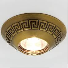 Точечный светильник Дизайн Ambrella Light D1158 SB