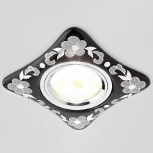 Точечный светильник Дизайн Ambrella Light D2065 BK/CH