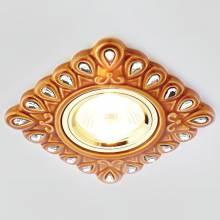 Точечный светильник Дизайн Ambrella Light D5550 SB/CL