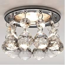 Точечный светильник Ambrella_K205/2051 Ambrella Light K2051 CH/CL