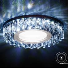 Точечный светильник S255 Ambrella Light S255 BK