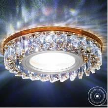 Точечный светильник S255 Ambrella Light S255 BR
