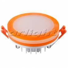 Точечный светильник SOL Arlight 020835 (LTD-95SOL-R-10W Day White)