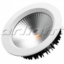 Точечный светильник FROST Arlight 021491 (LTD-105WH-FROST-9W White)