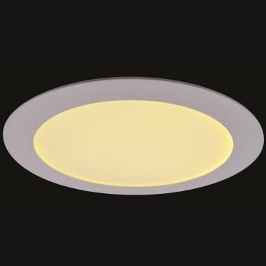 Точечный светильник Arte Lamp A2620PL-1WH Fine