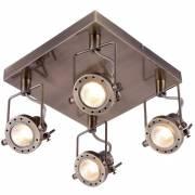 Спот COSTRUTTORE Arte Lamp A4300PL-4AB