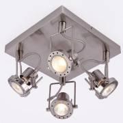 Спот COSTRUTTORE Arte Lamp A4300PL-4SS