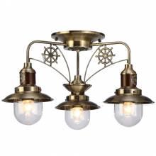 Люстра SAILOR Arte Lamp A4524PL-3AB