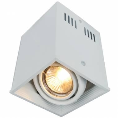 Точечный светильник Arte Lamp A5942PL-1WH CARDANI