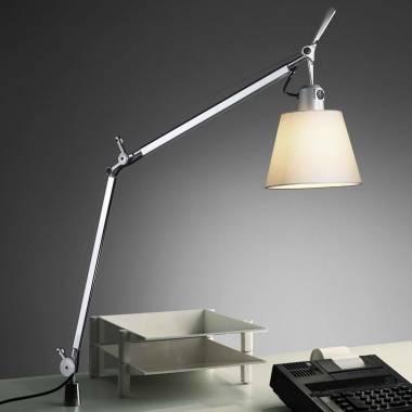 Настольная лампа Artemide 0947010A+A004200 (BASCULANTE) TOLOMEO