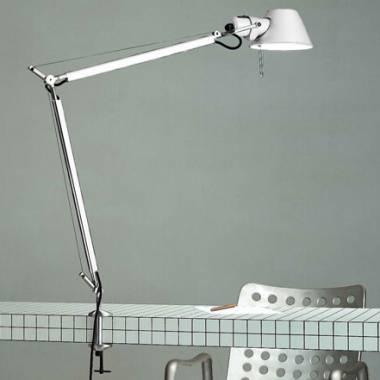 Настольная лампа Artemide A004420+A004100 (Michele De Lucchi, Giancarlo Fassina) TOLOMEO