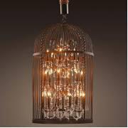 Светильник Vintage birdcage BLS 30031