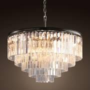 Светильник 1920s Odeon Glass Fringe Chandelier BLS 30073
