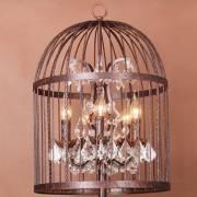 Настольная лампа Vintage birdcage BLS 30142