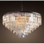 Светильник 1920s Odeon Glass Fringe Chandelier BLS 30229