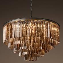 Светильник 1920s Odeon Glass Fringe Chandelier BLS 30335