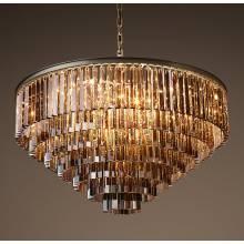 Светильник 1920s Odeon Glass Fringe Chandelier BLS 30339