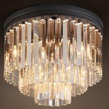Светильник 1920s Odeon Glass Fringe Chandelier BLS 30487