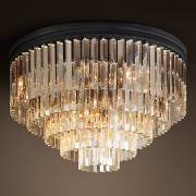 Светильник 1920s Odeon Glass Fringe Chandelier BLS 30489