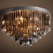 Светильник 1920s Odeon Glass Fringe Chandelier BLS 30490
