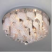 Светильник Cascade BOGATES 80117/9 хром/белый