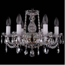 Люстра Серия 1402 Bohemia Ivele Crystal 1402/6/141/Pa