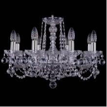 Люстра Серия 1402 Bohemia Ivele Crystal 1402/8/195/Ni/Balls