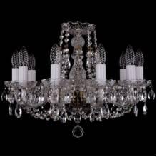 Люстра Серия 1406 Bohemia Ivele Crystal 1406/10/160/Pa