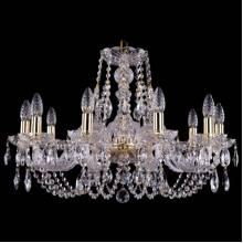 Люстра Серия 1406 Bohemia Ivele Crystal 1406/10/240/G