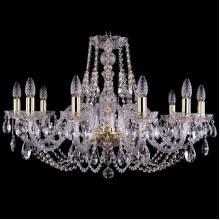 Люстра Серия 1406 Bohemia Ivele Crystal 1406/10/300/G