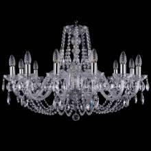 Люстра Серия 1406 Bohemia Ivele Crystal 1406/12/300/Ni
