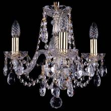 Люстра Серия 1406 Bohemia Ivele Crystal 1406/3/141/G