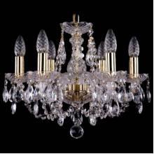 Люстра Серия 1406 Bohemia Ivele Crystal 1406/6/141/G