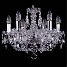 Люстра Серия 1406 Bohemia Ivele Crystal 1406/6/141/Ni
