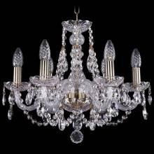 Люстра Серия 1406 Bohemia Ivele Crystal 1406/6/160/Pa