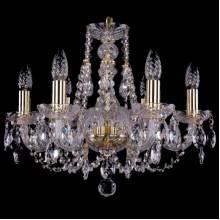 Люстра Серия 1406 Bohemia Ivele Crystal 1406/6/195/G