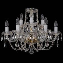 Люстра Серия 1406 Bohemia Ivele Crystal 1406/6+3/195/G