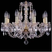 Люстра Серия 1406 Bohemia Ivele Crystal 1406/8/160/G