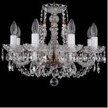 Люстра Серия 1406 Bohemia Ivele Crystal 1406/8/160/Pa