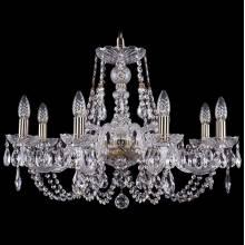 Люстра Серия 1406 Bohemia Ivele Crystal 1406/8/240/Pa