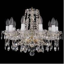 Люстра Серия 1413 Bohemia Ivele Crystal 1413/10/165/G
